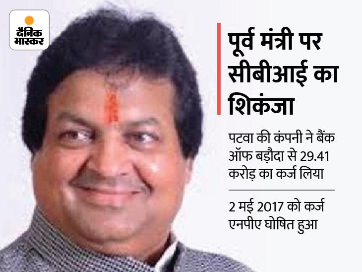 बैंक ऑफ बड़ौदा के साथ की 29 करोड़ की धोखाधड़ी, भोपाल- इंदौर से दस्तावेज जब्त|भोपाल,Bhopal - Dainik Bhaskar