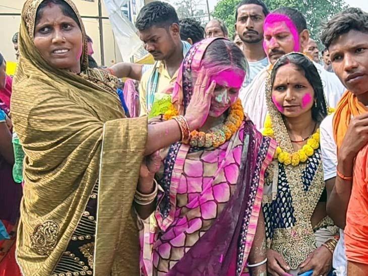 799 में से 353 मुखिया पदों व जिला परिषद सदस्य के 72 सीटों का रिजल्ट जारी बिहार पंचायत चुनाव,Bihar Panchayat Election - Dainik Bhaskar