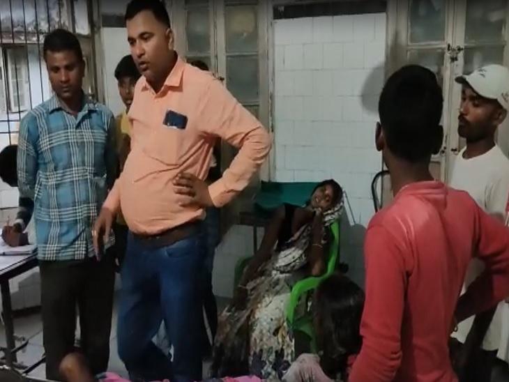 पंचायत चुनाव में वार्ड सदस्य के वोट को लेकर हुआ विवाद, 6 महिलाएं घायल बिहार पंचायत चुनाव,Bihar Panchayat Election - Dainik Bhaskar