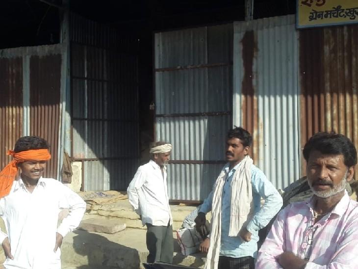अनाज दुकान की ड्रॉज में रखे थे रुपए, CCTV कैमरों के फुटेज खंगाल रही पुलिस|सागर,Sagar - Dainik Bhaskar