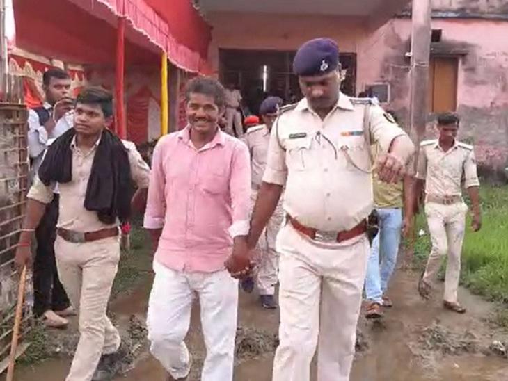 गायघाट में वार्ड सदस्य पद पर करना था नामांकन, कोर्ट से निकला था वारंट|मुजफ्फरपुर,Muzaffarpur - Dainik Bhaskar