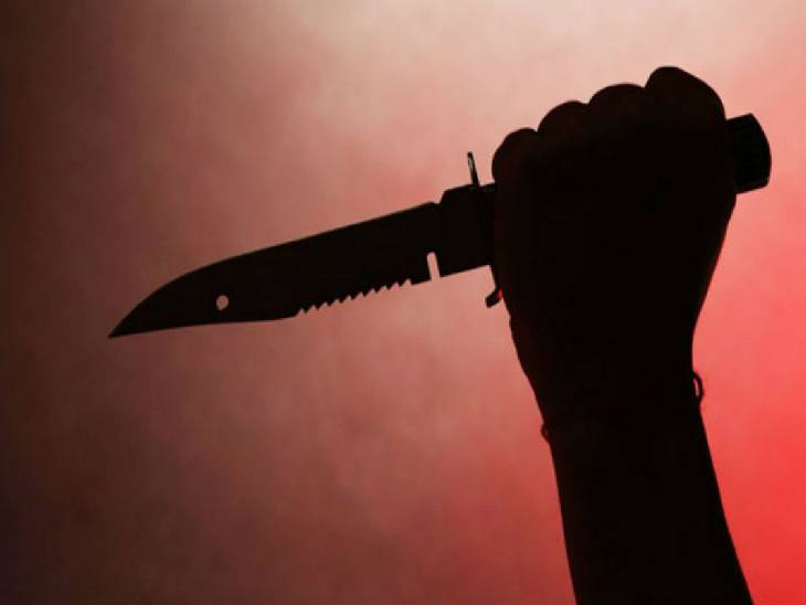 जमीनी विवाद में किया हमला, बेटा भी हुआ घायल|मैनपुरी,Mainpuri - Dainik Bhaskar