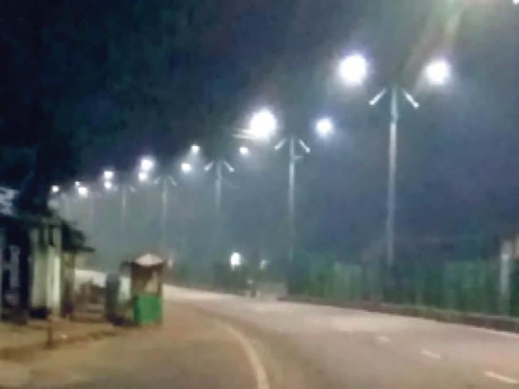 4 दिनों में 5oC लुढ़का रात का तापमान, छठ तक ठिठुरन|धनबाद,Dhanbad - Dainik Bhaskar