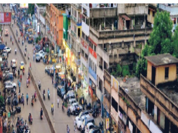 रघुवर सरकार में लाखों खर्च कर बना मास्टर प्लान हेमंत सरकार में हुआ फेल|धनबाद,Dhanbad - Dainik Bhaskar