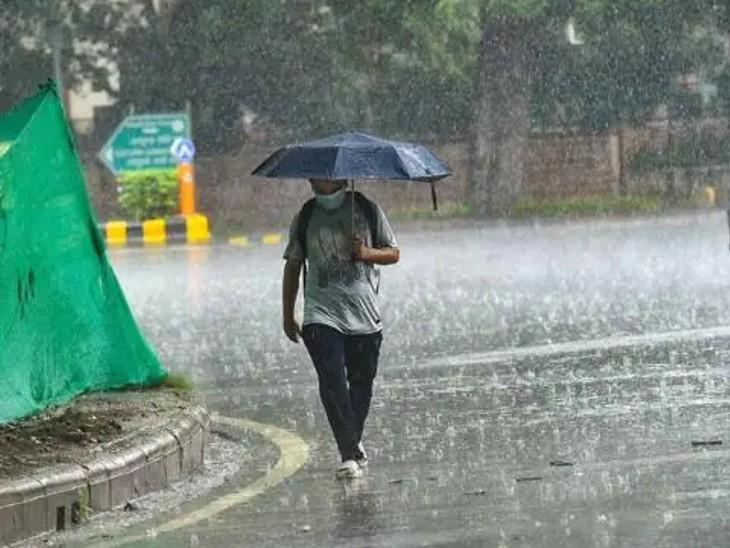 लगातार बारिश से 24 घंटे में रांची का न्यूनतम तापमान 4 डिग्री गिरकर पहुंचा 17.9 डिग्री पर|रांची,Ranchi - Dainik Bhaskar