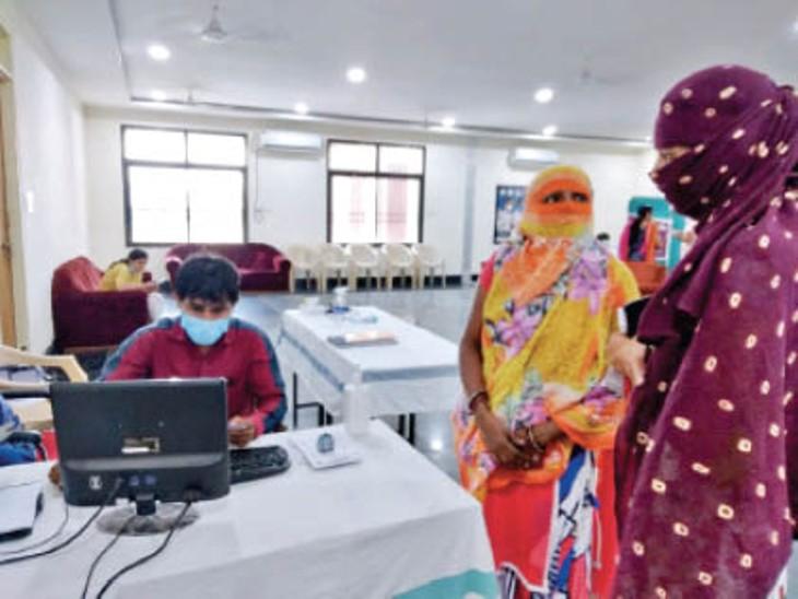 राजधानी में 99% लोगों को पहला डोज 35 लाख टीके का लक्ष्य, लगे 26 लाख|रायपुर,Raipur - Dainik Bhaskar