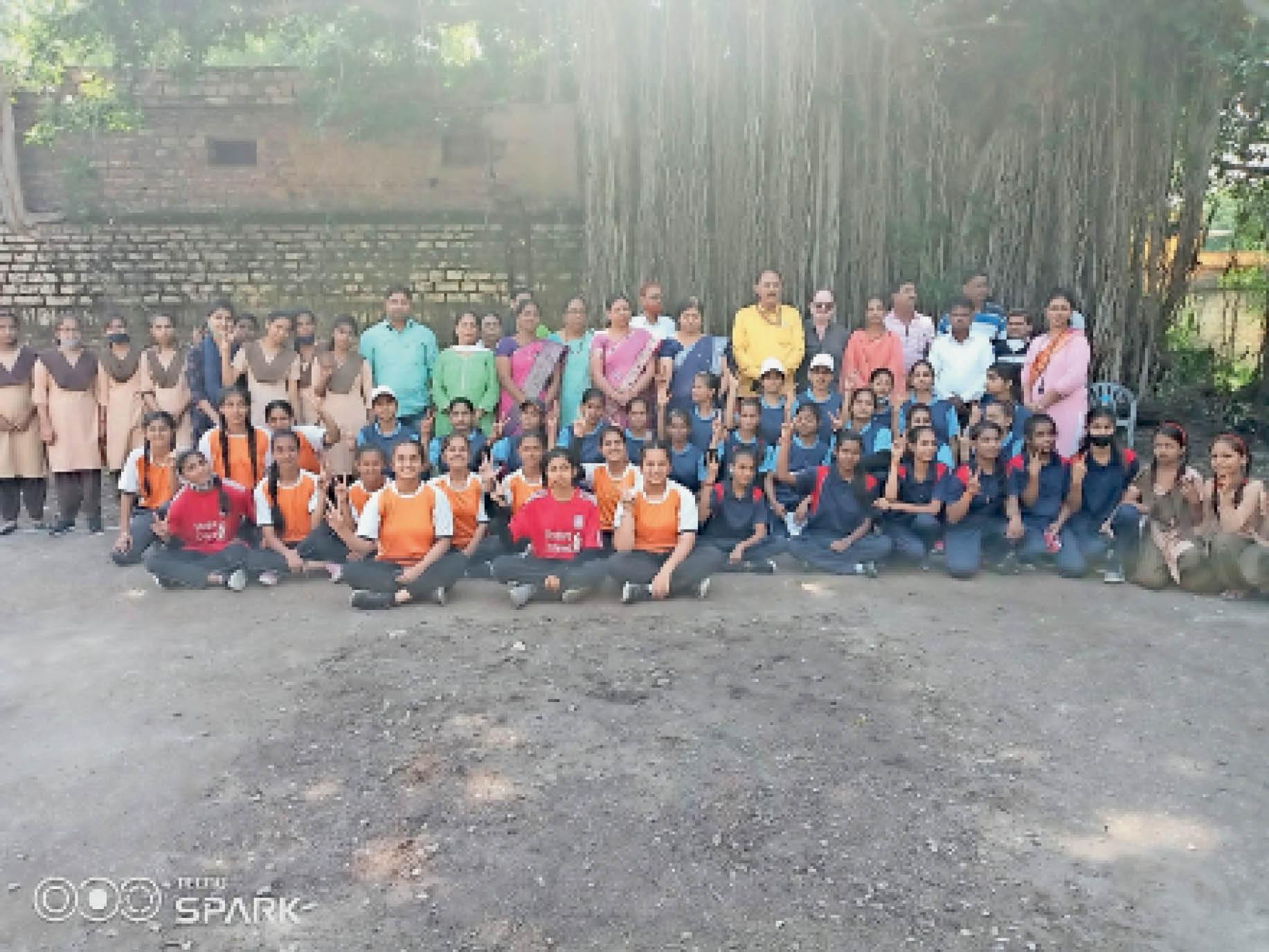 सरकारी स्कूलों के खिलाड़ियों में उत्साह, निजी में रुझान नहीं|कोटा,Kota - Dainik Bhaskar
