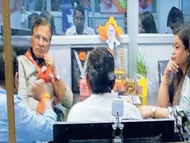 ओपन एजेंडा -प्रदेशाध्यक्ष का जन्मदिन, छुपा हुआ एजेंडा- कौन होगा ग्रेटर में नया महापौर|जयपुर,Jaipur - Dainik Bhaskar