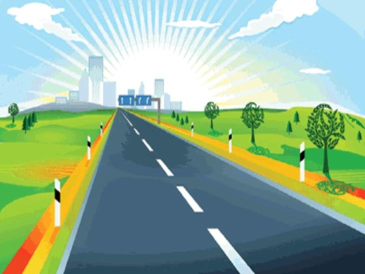 हाइवे पर बढ़ेंगी सुविधाएं, सुरक्षा के होंगे इंतजाम|ग्वालियर,Gwalior - Dainik Bhaskar