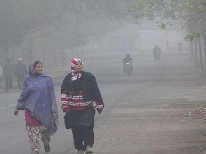 राजधानी सहित प्रदेश में रात का तापमान गिरना शुरू, अब महसूस होगी ठंड|रायपुर,Raipur - Dainik Bhaskar