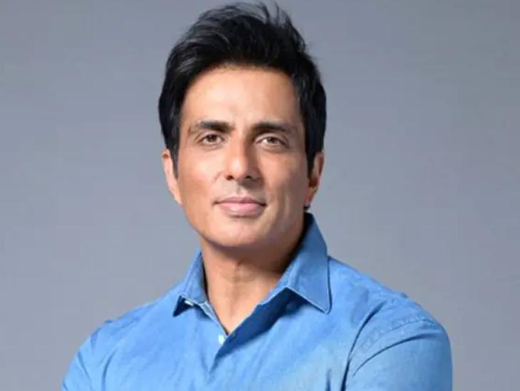 सोनू सूद बोले- मुझे लगता है कि लोग अभी भी कोविड को हल्के में लेते हैं|बॉलीवुड,Bollywood - Dainik Bhaskar