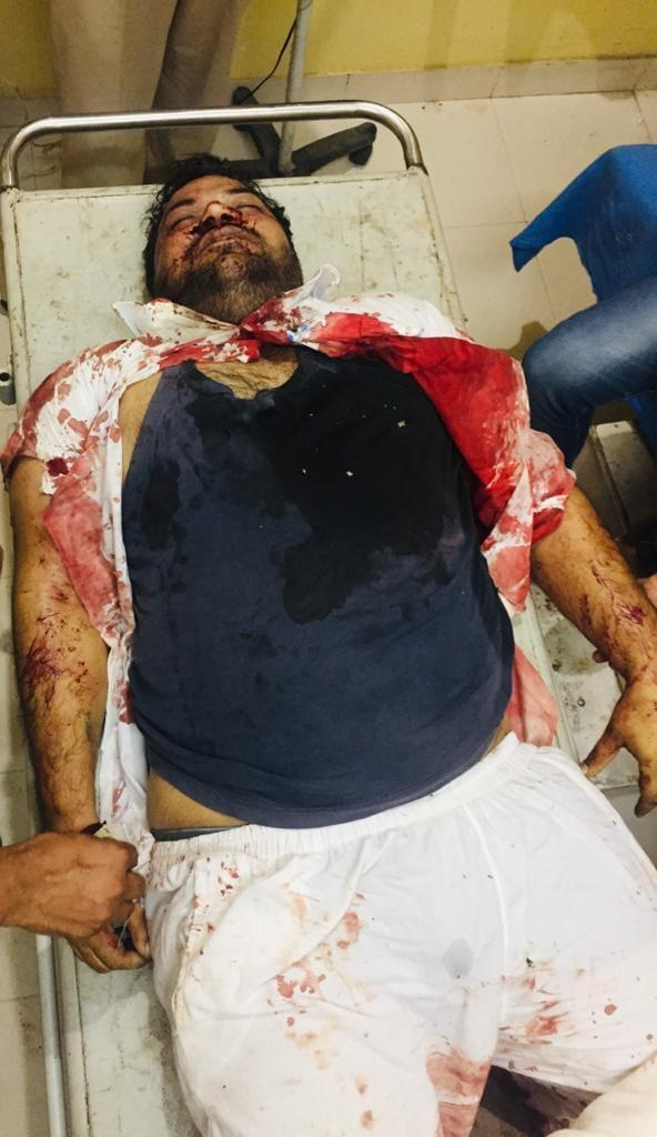 ठेकों में हिस्सेदारी देने से इनकार करने के बाद सुपारी देकर करवाई थी हत्या, दो गुर्गे गिरफ्तार|हिसार,Hisar - Dainik Bhaskar