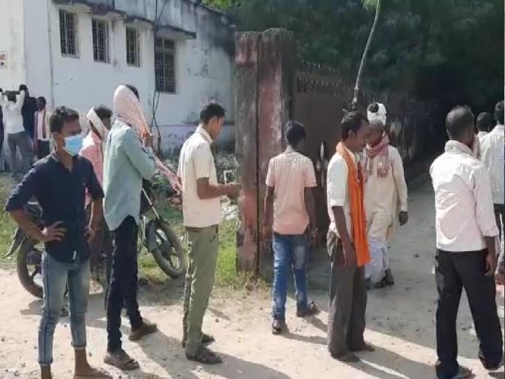 ऑटो से रिश्तेदार के घर जा रहा था, ट्रक ने मारी टक्कर; मौत|पटना,Patna - Dainik Bhaskar