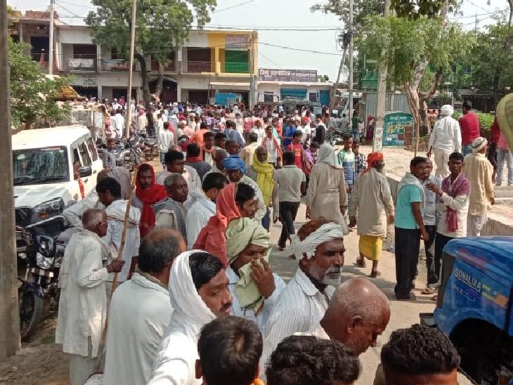 दो बार से लगातार मुखिया रहे ओमकार नाथ राय हार गए चुनाव, प्रखंड प्रमुख ने भी गवाई अपनी कुर्सी बिहार पंचायत चुनाव,Bihar Panchayat Election - Dainik Bhaskar