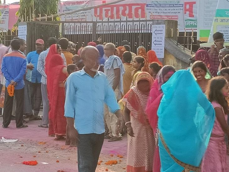 विद्यापतिनगर में 196 ने किया पर्चा दाखिल; जिला परिषद के 9, मुखिया के 10 प्रत्याशी शामिल बिहार पंचायत चुनाव,Bihar Panchayat Election - Dainik Bhaskar