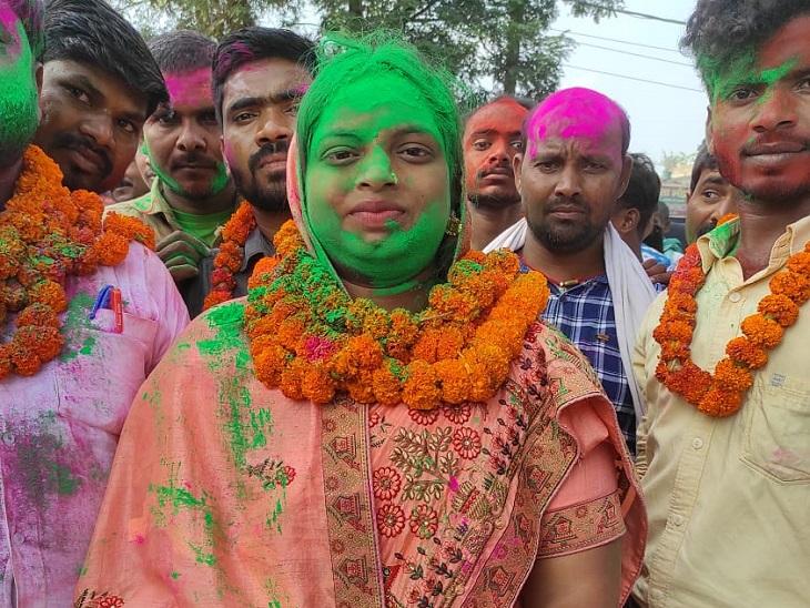14 पंचायतों के 1428 प्रत्याशियों के भाग्य का हुआ फैसला, दो जिला परिषद सीटों के नतीजे भी आए बिहार पंचायत चुनाव,Bihar Panchayat Election - Dainik Bhaskar