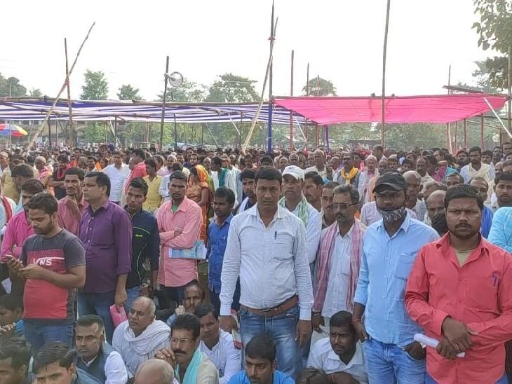 सिंहेश्वर और शंकरपुर के 21 पंचायतों में मतगणना, जिला परिषद चेयरमैन की पुत्र वधु 5690 वोटों से जीतीं बिहार पंचायत चुनाव,Bihar Panchayat Election - Dainik Bhaskar