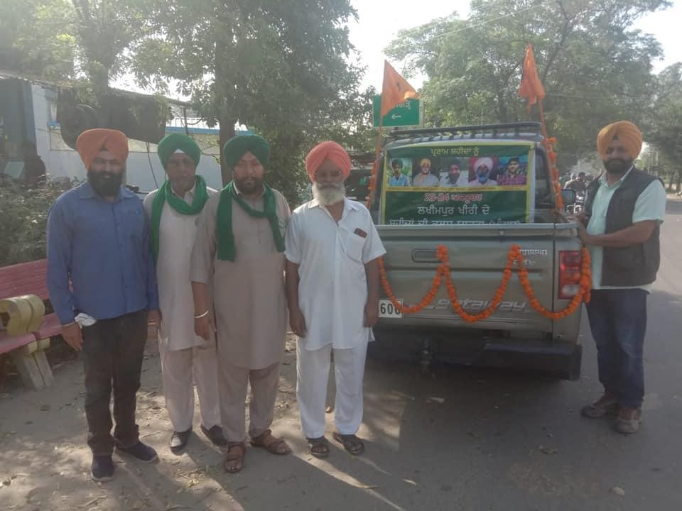 माझा और दोआबा में निकाली गई अस्थि कलश यात्रा, फगवाड़ा में रहा आज का आखिरी पड़ाव जालंधर,Jalandhar - Dainik Bhaskar