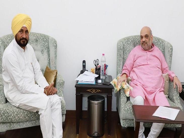 CM चन्नी ने प्रधानमंत्री को चिट्ठी लिखी; पुरानी स्थिति बहाल रखे केंद्र; 25 अक्टूबर को बुलाई सर्वदलीय मीटिंग जालंधर,Jalandhar - Dainik Bhaskar