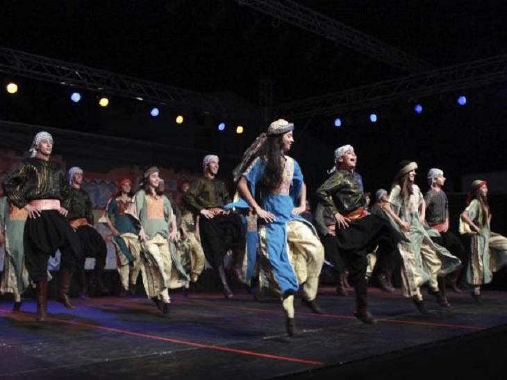 आदिवासी नृत्य महोत्सव में पहली बार फिलिस्तीन और उज्बेक कला का प्रदर्शन होगा; बिखरेगी श्रीलंका, अफ्रीकी देशों की कला|रायपुर,Raipur - Dainik Bhaskar