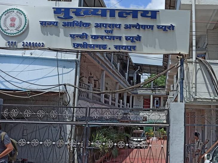 रायपुर मुख्यालय से 4 DSP जिलों में भेजे गए, तबादलों की जद में 7 अफसर रायपुर,Raipur - Dainik Bhaskar