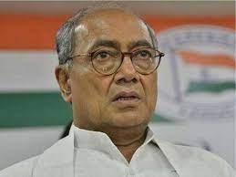 दिग्विजय सिंह बोले - कृषि मंत्री सीड कंपनियों से हाथ मिलाए हैं; उनका वार्षिक बंधा हुआ है भोपाल,Bhopal - Dainik Bhaskar