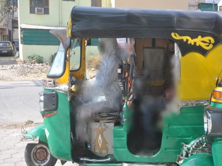 ऑटो साइड करने के बहाने यात्री का सामान व 70 हजार कैश लेकर भागा|मुजफ्फरपुर,Muzaffarpur - Dainik Bhaskar