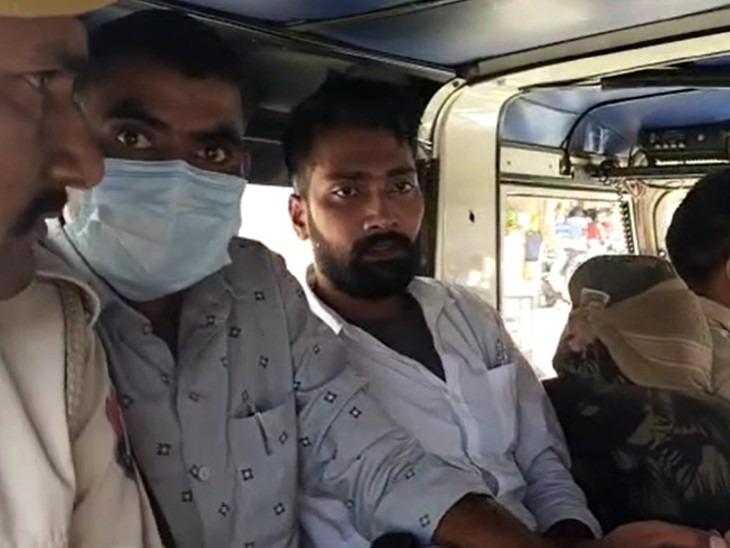 जोधपुर, भरतपुर में पेपर के साथ 15 हिरासत में, 8 डमी कैंडिडेट पकड़ में आए|जयपुर,Jaipur - Dainik Bhaskar