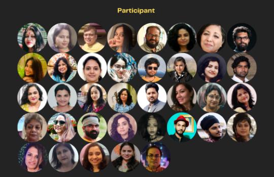 ललित कला अकादमी में आयोजित होगी प्रदर्शनी, देश के 38 कलाकार करेंगे अपनी कला का प्रदर्शन|जयपुर,Jaipur - Dainik Bhaskar