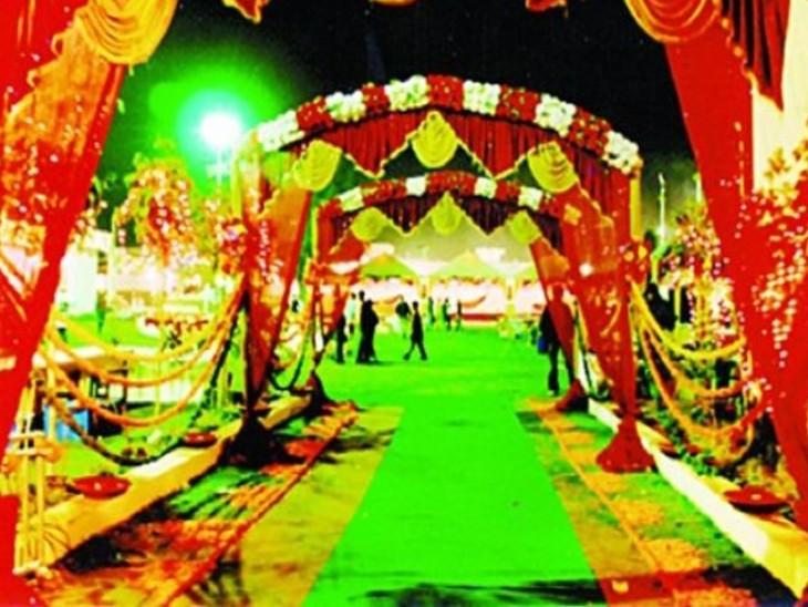 बुकिंग से पहले ध्यान रखें- 400 में से 100 मैरिज गार्डन के पास लाइसेंस भोपाल,Bhopal - Dainik Bhaskar
