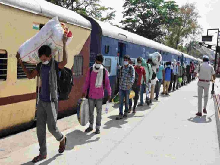 आज से दो दिन रहेंगी रद्द, मरम्मत कार्य के चलते रेलवे ने लिया फैसला भिलाई,Bhilai - Dainik Bhaskar