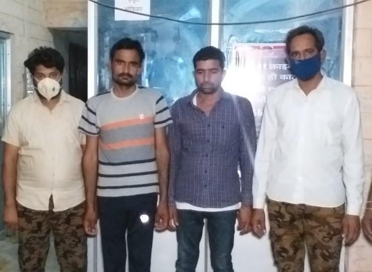7 आरोपी हुए गिरफ्तार, फरार आरोपियों की तलाश जारी, युवक पर लाठी-सरियों से किया था हमला|नागौर,Nagaur - Dainik Bhaskar