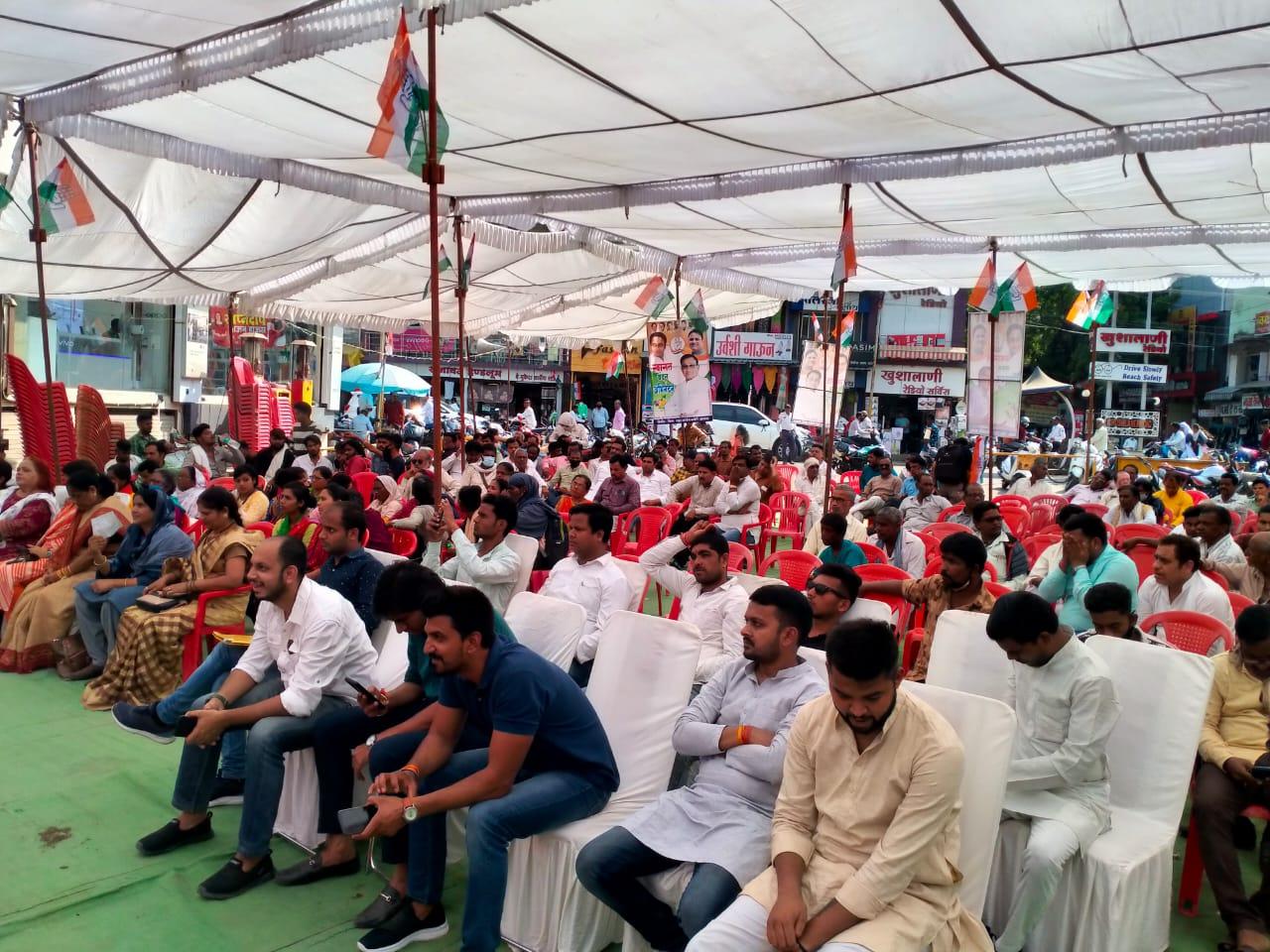 53% ने कहा- लोगों की आमसभा में रुचि नहीं, 31% ने माना- कांग्रेस चुनावी मैनेजमेंट में फेल|खंडवा,Khandwa - Dainik Bhaskar
