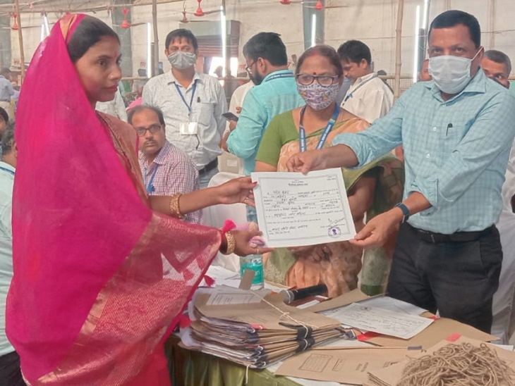 जिला परिषद सदस्य की 119 सीटों का रिजल्ट जारी, देखिए कहां-किसको मिली जीत|पटना,Patna - Dainik Bhaskar