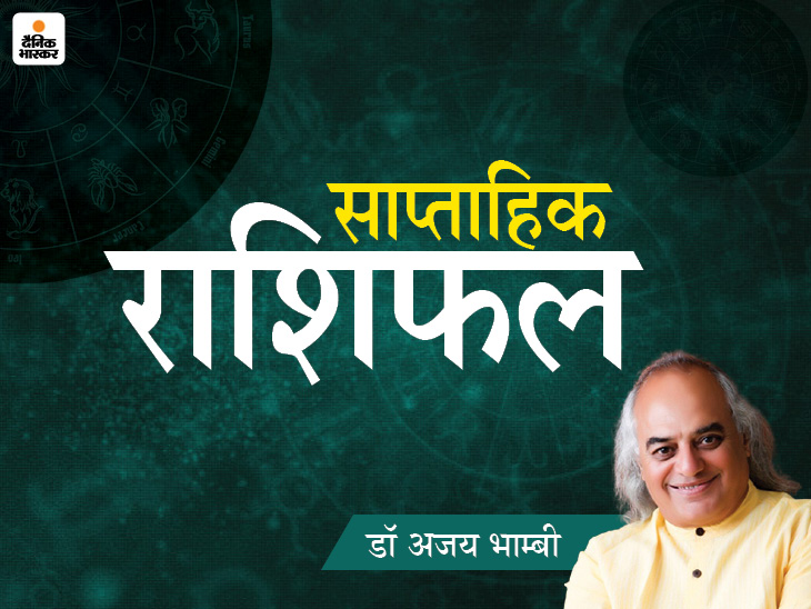मेष, तुला और कुंभ राशि को धन लाभ के योग; कन्या और वृश्चिक वालों के लिए रहेगा परेशानी वाला समय|ज्योतिष,Jyotish - Dainik Bhaskar