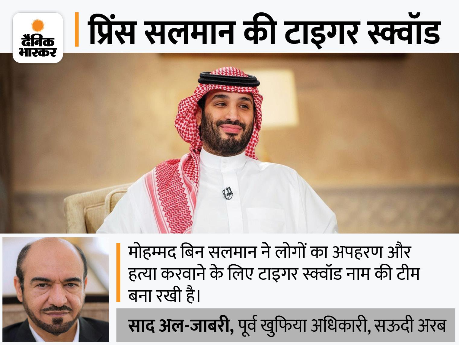 किंग अब्दुल्ला की हत्या करवाना चाहते थे मोहम्मद बिन सलमान, पूर्व खुफिया अधिकारी का खुलासा विदेश,International - Dainik Bhaskar