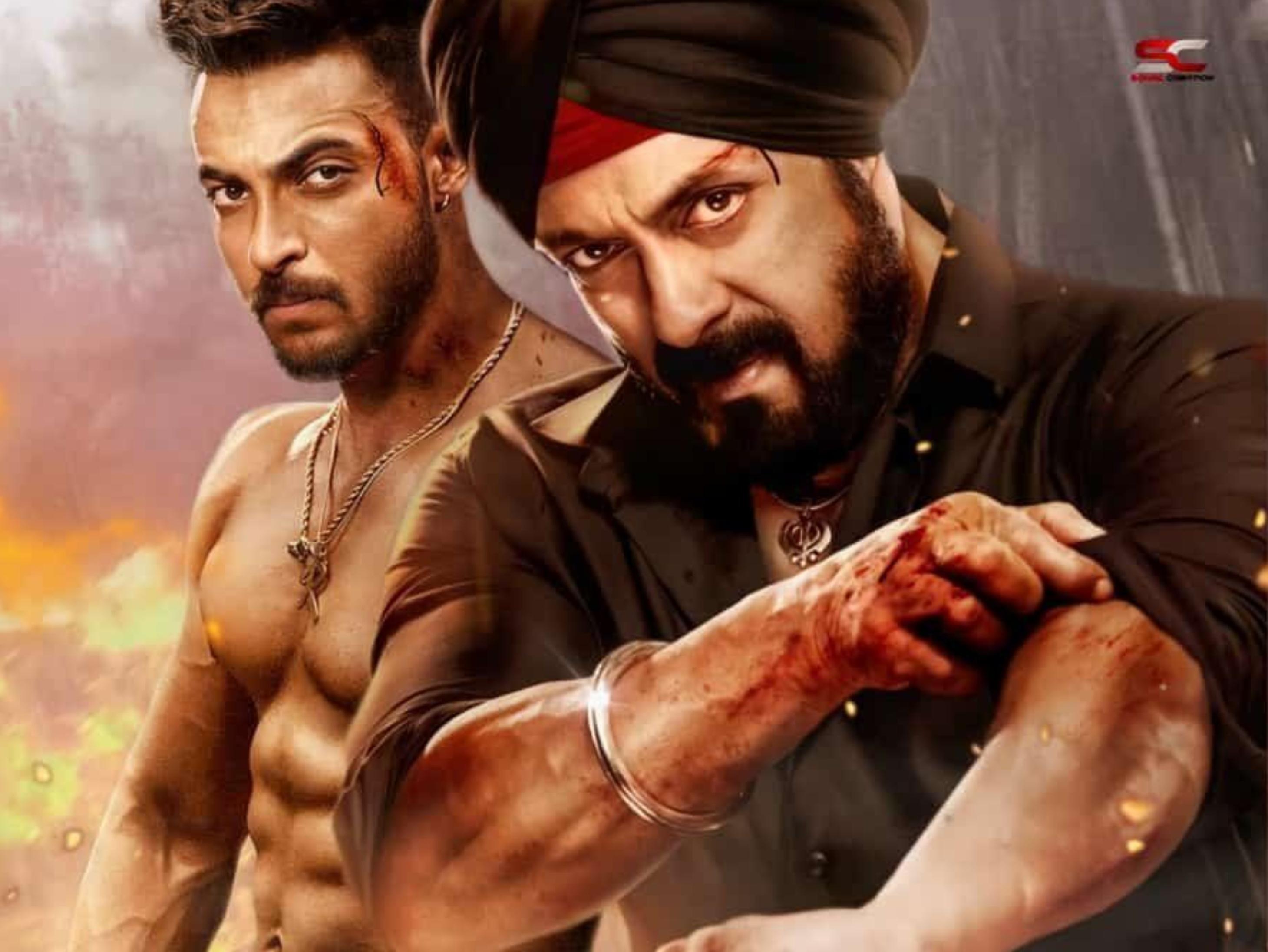 सलमान खान की दमदार फाइटिंग और आयुष शर्मा की भाईगिरी, कॉप ड्रामा में ट्विस्ट के साथ दिखेगी कहानी बॉलीवुड,Bollywood - Dainik Bhaskar