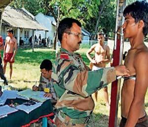 आता केबीसीच्या धर्तीवर लष्करात भरती होणार, कॉम्प्युटर बेस्ड एंट्रन्स टेस्ट सेंटर तयार|देश,National - Divya Marathi