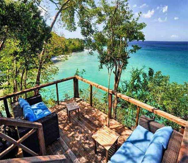ही आहेत जगातील  खास हॉटेल्स जी वसली आहेत समुद्र किनारी| - Divya Marathi