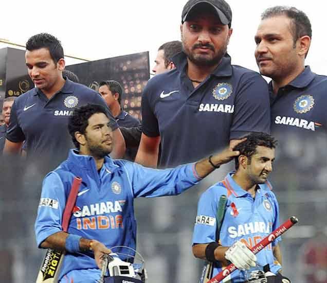 WC 2015: या कारणांमुळे संघात जागा बनवू शकले नाही युवी-वीरू-भज्जी-गौती-जहीर|क्रिकेट,Cricket - Divya Marathi