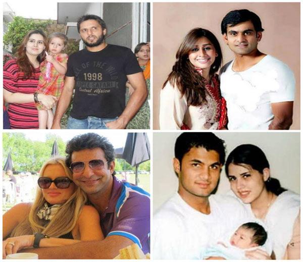 बघा पाकिस्तानी क्रिकेटपटूंच्या देखण्या पत्नींचे PICS, सौंदर्याच्या आहेत अप्सरा| - Divya Marathi