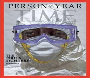 इबोला फाइटर्सला मिळाला 'Time Person of the Year' चा पुरस्कार विदेश,International - Divya Marathi