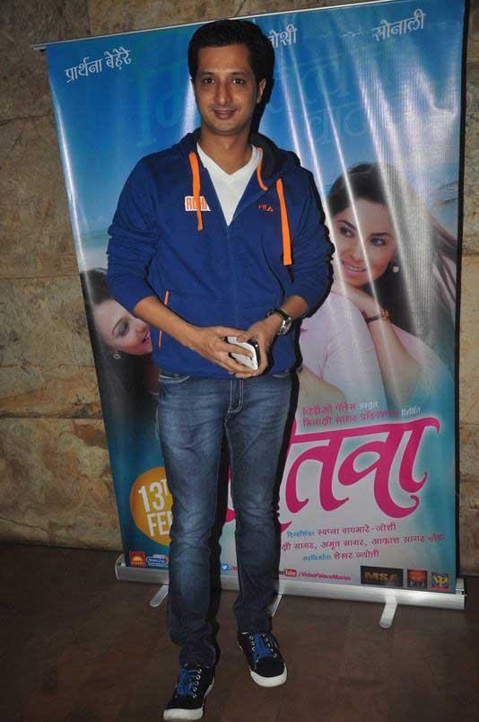 सोनाली-स्वप्नील-प्रार्थना स्टारर \'मितवा\'च्या Trailer लाँचला सेलेब्सची मांदियाळी, पाहा Pics|मराठी सिनेकट्टा,Marathi Cinema - Divya Marathi