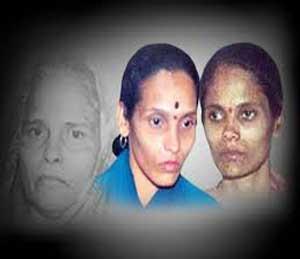13. नऊ लहान मुलांची हत्या करणा-या गावित बहिणींना फाशीच!| - Divya Marathi