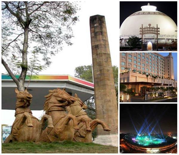 मुख्यमंत्री फडणवीसांचे शानदार शहर, चकाचक रस्त्यांसह IT पार्क, मोठमोठे हॉटेल्स  - Divya Marathi