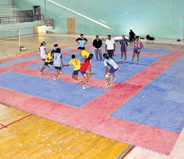 राष्ट्रीय अजिंक्यपद कबड्डी स्पर्धेचा राेमांच आता मॅटवर रंगणार!|स्पोर्ट्स,Sports - Divya Marathi