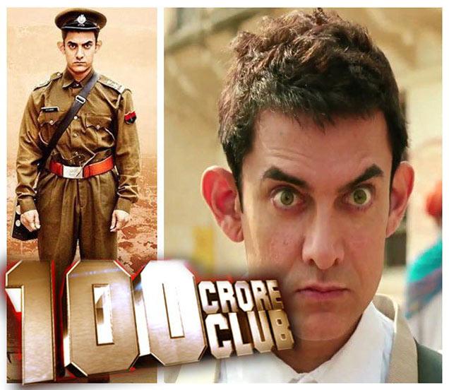 \'PK\' ठरला 100 कोटींची कमाई करणारा 35वा सिनेमा| - Divya Marathi