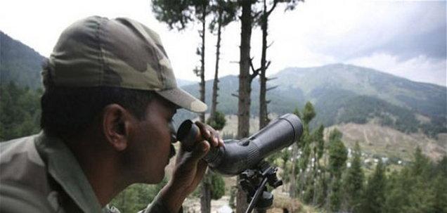 सुषमा स्वराज यांच्या इशाऱ्याच्या 24 तासांत पाकिस्तानकडून सीमेवर गोळीबार|देश,National - Divya Marathi