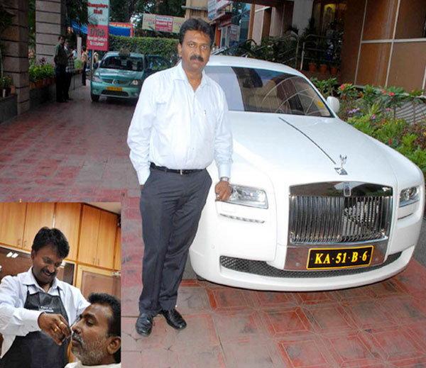 अब्जावधीची संपत्तीचा मालक आहे हा व्यक्ती, तरीही चालवतो हेअर सलून|बिझनेस,Business - Divya Marathi