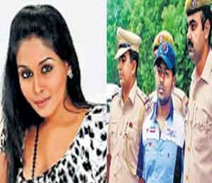 दहा काेटींची फसवणूक; अभिनेत्री लीना पाॅलसह प्रियकरही अटकेत|मुंबई,Mumbai - Divya Marathi